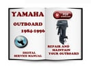 Thumbnail Yamaha Outboard 1984-1996 Service Repair Manual Download