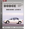Thumbnail Dodge Neon 1997 Service Repair Manual