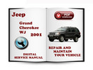 Thumbnail Jeep Grand Cherokee WJ 2001 Service Repair Manual
