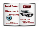Thumbnail Land Rover Discovery 2 1995-2007 Service Repair Manual