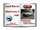 Thumbnail Land Rover Discovery 2 1995 Service Repair Manual