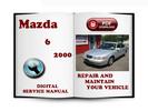 Thumbnail Mazda 6 2000-2006 Service Repair Manual