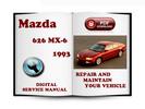 Thumbnail Mazda 626 MX-6 1993 Service Repair Manual