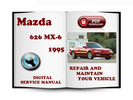 Thumbnail Mazda 626 MX-6 1995 Service Repair Manual