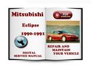 Thumbnail Mitsubishi Eclipse 1990-1999 Service Repair Manual