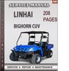 Thumbnail Linhai Bighorn CUV Factory service Repair Manual Download