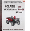 Thumbnail Polaris Sportsman 700 x2 2008 Factory Service Repair Manual Download