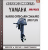 Thumbnail Yamaha Marine Outboard COMMAND LINK PLUS Factory Service Rep