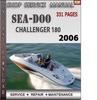 Thumbnail Seadoo Challenger 180 2006 Shop Service Repair Manual Downlo