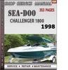 Thumbnail Seadoo Challenger 1800 1998 Shop Service Repair Manual Downl