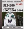 Thumbnail Seadoo CHALLENGER 2000 2001 2002 Shop Service Repair Manual