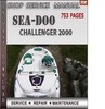 Thumbnail Seadoo Challenger 2000 Shop Service Repair Manual Download