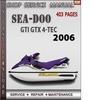 Thumbnail Seadoo GTI GTX 4-Tec 2006 Shop Service Repair Manual Downloa