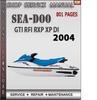 Thumbnail Seadoo GTI RFI RXP XP DI 2004 Shop Service Repair Manual Dow