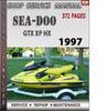 Thumbnail Seadoo GTX XP HX 1997 Shop Service Repair Manual Download
