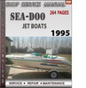 Thumbnail Seadoo Jet Boats 1995 Shop Service Repair Manual Download