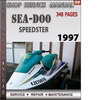 Thumbnail Seadoo SPEEDSTER 1997 Shop Service Repair Manual Download