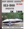 Thumbnail Seadoo SPEEDSTER SK 1999 Shop Service Repair Manual Download