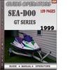 Thumbnail Seadoo GT Series 1999 Operators Guide Manual Download