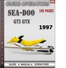 Thumbnail Seadoo GTI GTX 1997 Operators Guide Manual Download