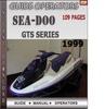 Thumbnail Seadoo GTS Series 1999 Operators Guide Manual Download