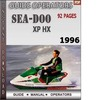 Thumbnail Seadoo XP HX 1996 Operators Guide Manual Download