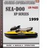 Thumbnail Seadoo XP Series 1999 Operators Guide Manual Download