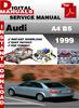 Thumbnail Audi A4 B5 1999 Factory Service Repair Manual