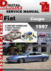 Thumbnail Fiat Coupe 1997 Factory Service Repair Manual