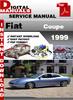Thumbnail Fiat Coupe 1999 Factory Service Repair Manual