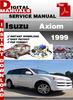 Thumbnail Isuzu Axiom 1999 Factory Service Repair Manual
