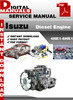 Thumbnail Isuzu Diesel Engine 4HK1-6HK1 Factory Service Repair Manual