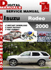 Thumbnail Isuzu Rodeo 2000 Factory Service Repair Manual