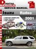 Thumbnail Isuzu Rodeo 2001 Factory Service Repair Manual