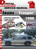 Thumbnail Isuzu Trooper 1999 Factory Service Repair Manual