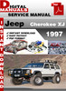 Thumbnail Jeep Cherokee XJ 1997 Factory Service Repair Manual