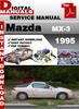 Thumbnail Mazda MX-3 1995 Factory Service Repair Manual