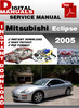 Thumbnail Mitsubishi Eclipse 2005 Factory Service Repair Manual