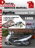 Thumbnail Aprilia Leonardo 125 1999 Factory Service Repair Manual