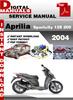 Thumbnail Aprilia Sportcity 125 200 2004 Factory Service Repair Manual