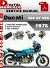 Thumbnail Ducati 860 GT GTS 1976 Factory Service Repair Manual