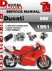 Thumbnail Ducati 888 1991 Factory Service Repair Manual