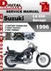 Thumbnail Suzuki LS 650 Savage 1996 Factory Service Repair Manual Pdf