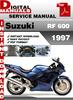 Thumbnail Suzuki RF 600 1997 Factory Service Repair Manual Pdf