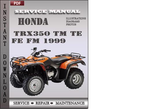 honda service manual free download