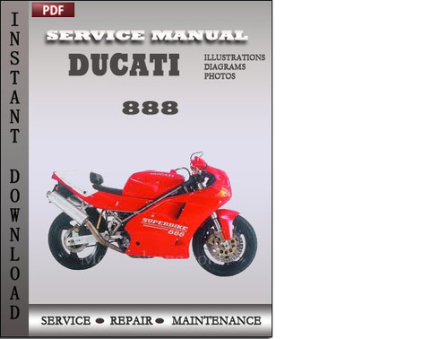 ducati 888 service repair manual download download. Black Bedroom Furniture Sets. Home Design Ideas