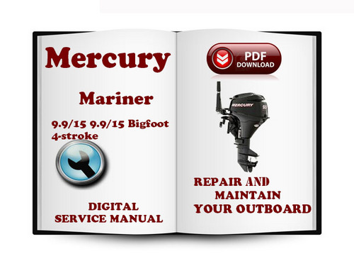 Mercury Mariner Outboard 9 9 15