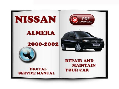 nissan almera n16 series service manual repair manual pdf download Car ...