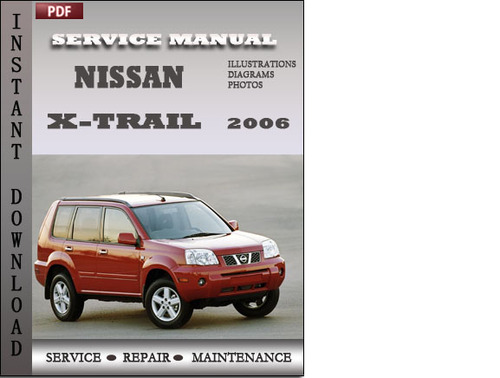 nissan x trail repair manual 2001 2002 2003 2004 2005 2006. Black Bedroom Furniture Sets. Home Design Ideas