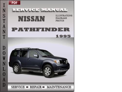 Free 1995 Nissan Pathfinder Workshop Manual